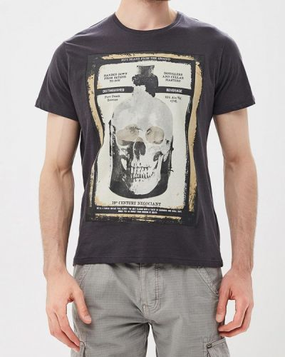 Черная футболка Mezaguz