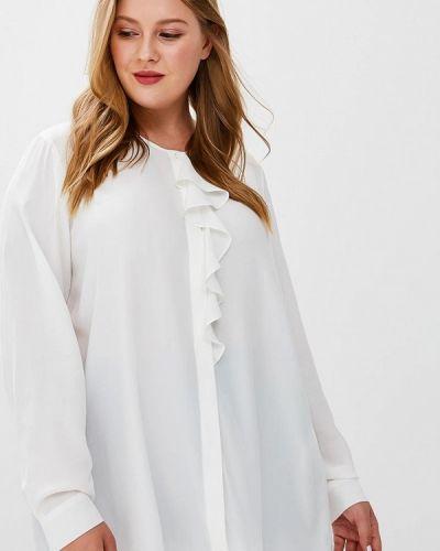 Блузка с длинным рукавом осенняя Persona By Marina Rinaldi