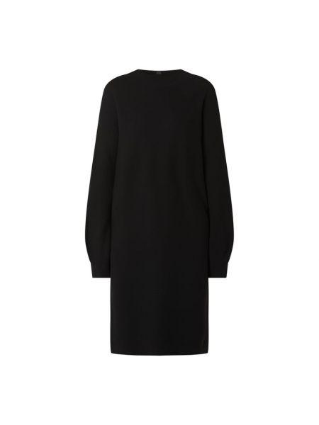 Sukienka rozkloszowana - czarna Rich & Royal