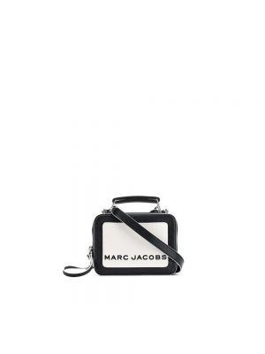 Torebka bawełniana - czarna Marc Jacobs