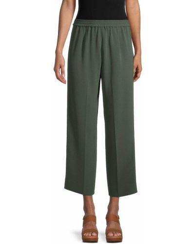 Spodnie - zielone Helmut Lang