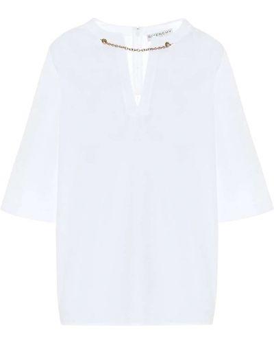 Bluzka ze złota Givenchy
