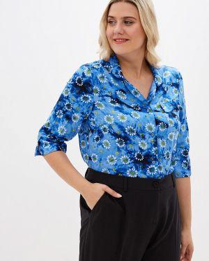 Блузка синяя Dream World