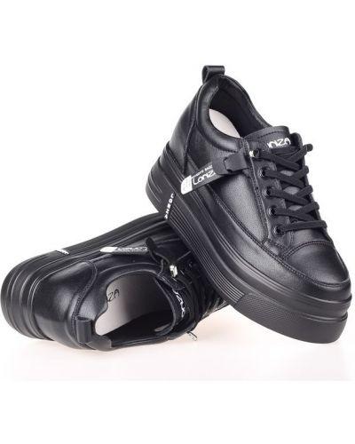 Кроссовки - черные Lonza