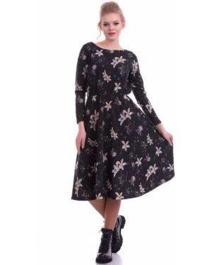 Платье макси длинное Lautus