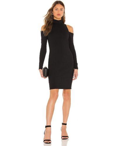 Трикотажное платье - черное Susana Monaco