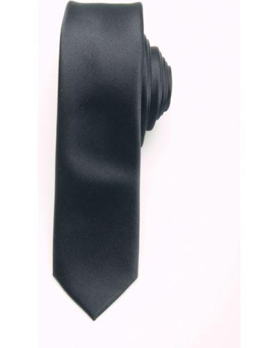 Черный галстук Black Bear