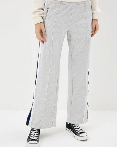 Синие спортивные брюки Converse