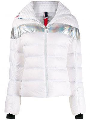 Куртка с капюшоном мятная с воротником Rossignol