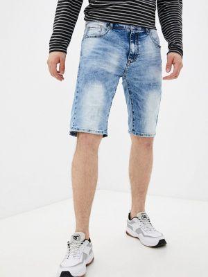 Синие джинсовые шорты Terance Kole