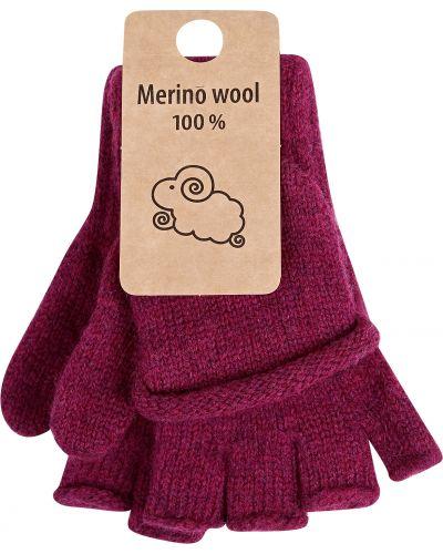 Шерстяные варежки Air Wool