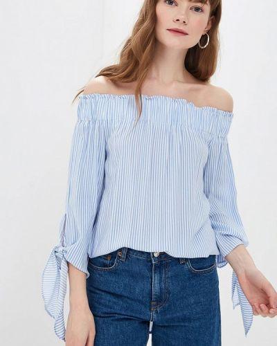 Блузка с открытыми плечами весенний Modis
