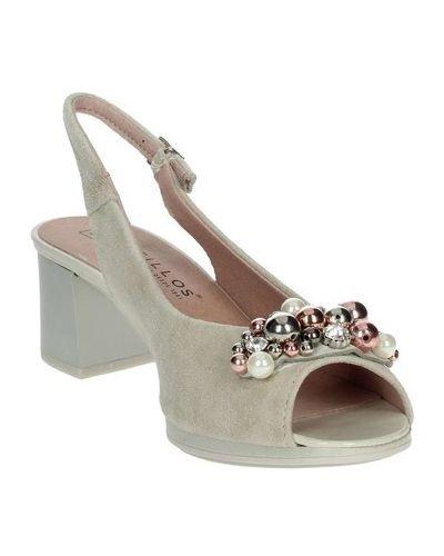 Beżowe sandały Pitillos