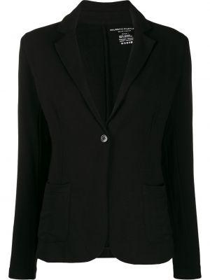 Черный пиджак Majestic Filatures
