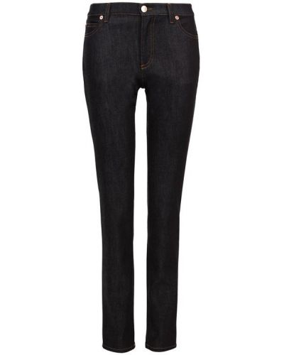 Прямые джинсы стрейч с шипами Valentino