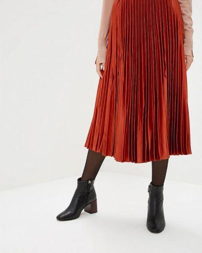 Плиссированная юбка 2018 осенняя Y.a.s