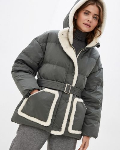 Турецкая куртка хаки Pantamo