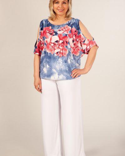 Блузка на резинке летняя милада