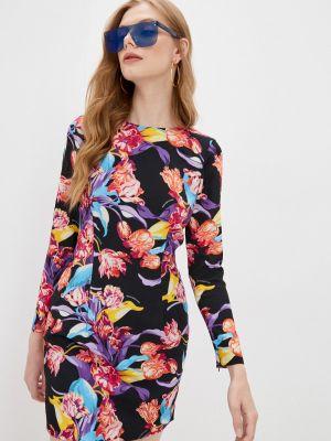 Разноцветное платье Marco Bologna