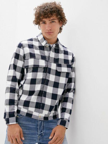 Серая рубашка с длинными рукавами Qwentiny