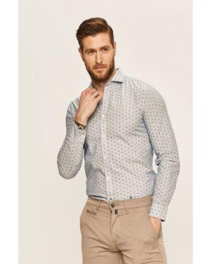 Koszula z długim rękawem klasyczna dżinsowa Pepe Jeans