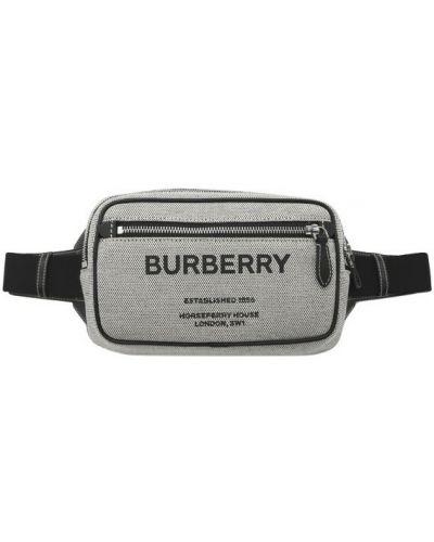 Czarna torba Burberry