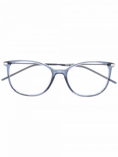 Niebieskie okulary Boss Hugo Boss