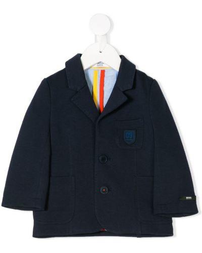 Куртка синий темно-синий Boss Kids