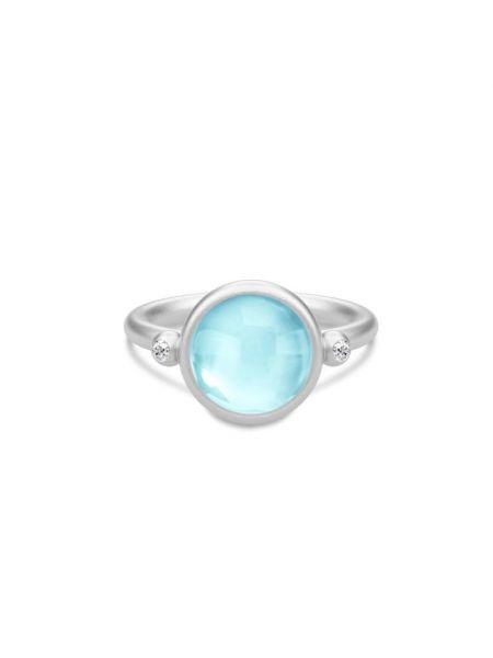 Niebieski pierścionek Julie Sandlau
