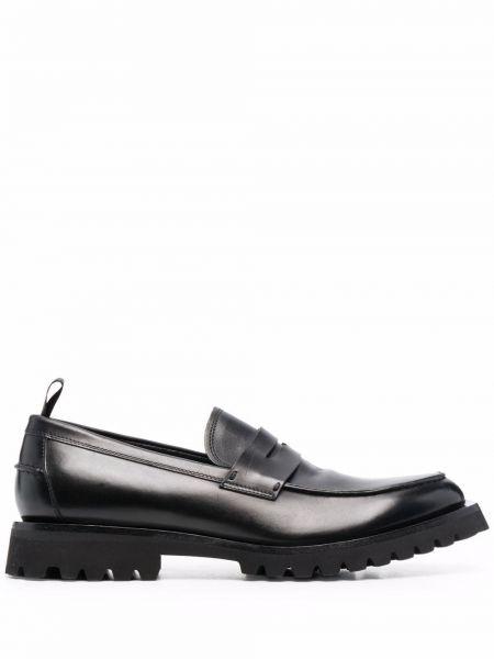 Loafers - czarne Officine Creative