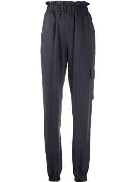 Niebieskie spodnie Forte Dei Marmi Couture