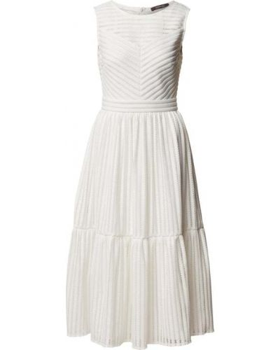 Sukienka koktajlowa - biała Swing