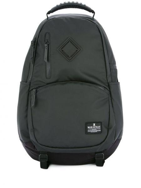 Черный рюкзак Makavelic