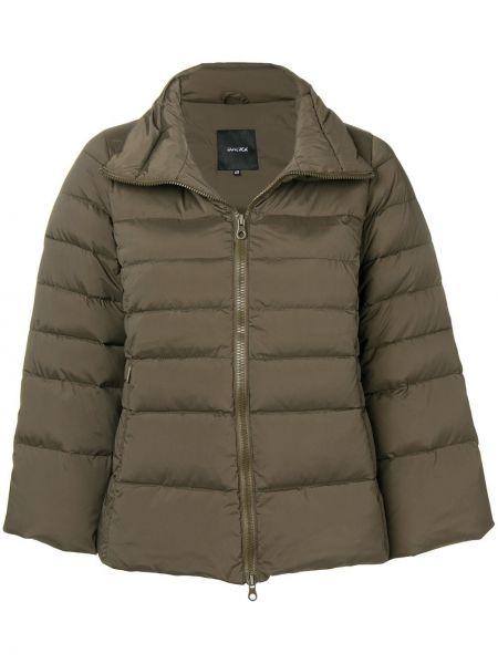 Куртка на молнии с карманами Duvetica
