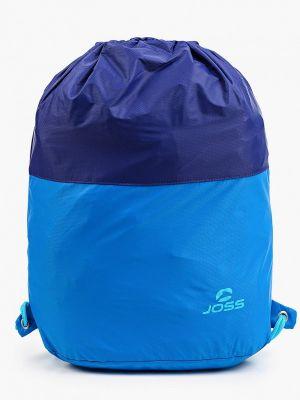 Синий зимний рюкзак Joss