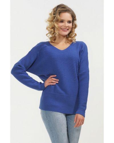 Синий пуловер 2018 Vay