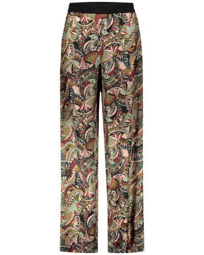 Spodnie materiałowe Momoni