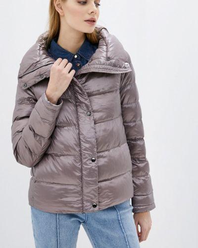 Бежевая куртка Calvin Klein