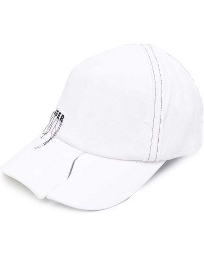 Biała czapka bawełniana Ader Error