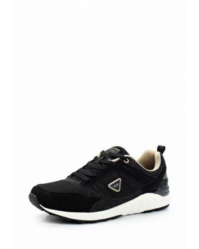 Черные кроссовки Patrol