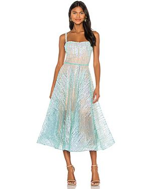 Платье на бретелях Bronx And Banco