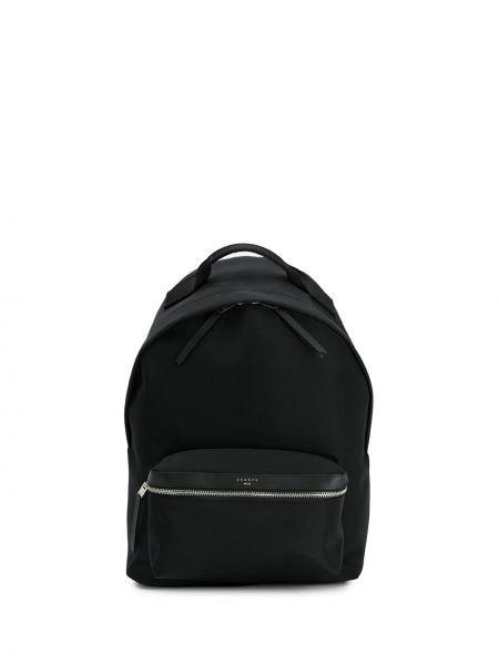 Рюкзак черный классический Sandro Paris