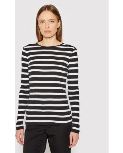 Czarna bluzka Lauren Ralph Lauren