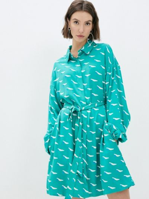 Платье - бирюзовое Compania Fantastica