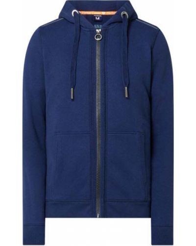 Niebieska bluza w paski Wellensteyn
