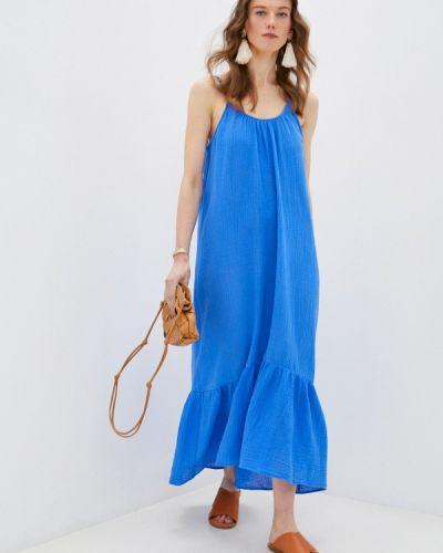 Платье - голубое Seafolly Australia