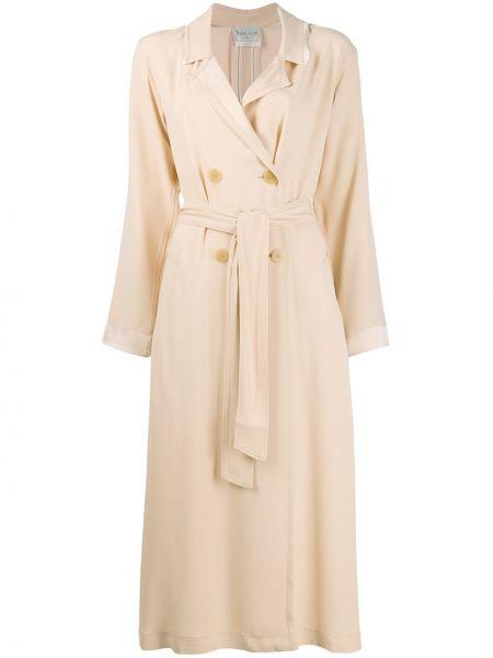 Пальто классическое пальто с поясом Forte Forte