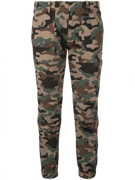 Укороченные брюки брюки-хулиганы с карманами Nili Lotan