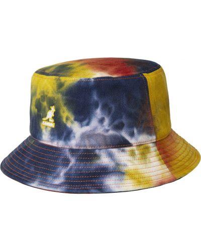 Żółty kapelusz Kangol