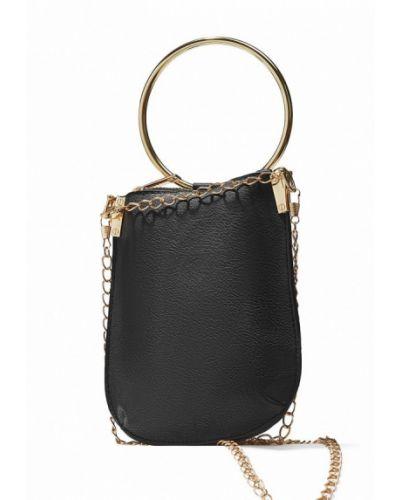 Кожаный сумка золотого цвета Nothing But Love